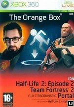 Electronic Arts Half Life 2: The Orange Box, Xbox 360
