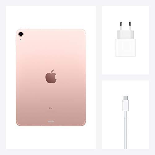 2020 Apple iPadAir (10,9, Wi-Fi, 64GB) - Roségold (4. Generation)