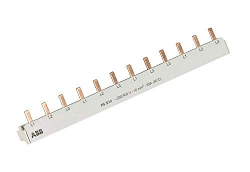 ABB-Kammschiene 1-polig PS1/12