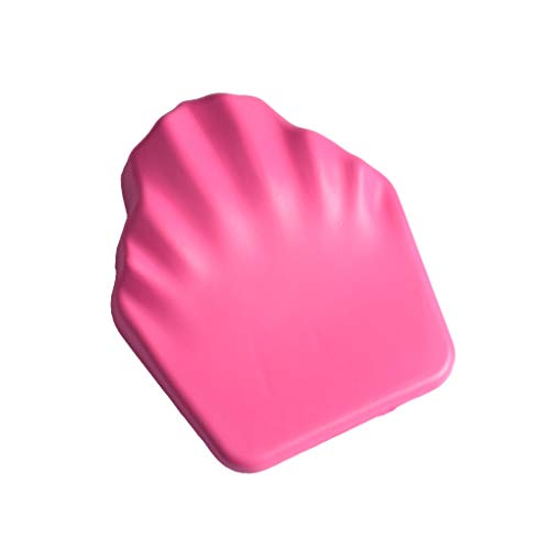 Centens Wuqiong Hand Halter-Standplatz-Nagel-Kunst-Schaum-Gummi Hand Handpad Kissen-Rest-Kissen-Maniküre Weiche Resting-Pad Matte