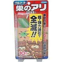 【フマキラー】ウルトラ 巣のアリ フマキラー 10個入 ×20個セット