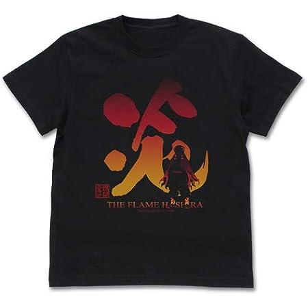 鬼滅の刃 炎柱 煉獄杏寿郎 Tシャツ ブラック XLサイズ