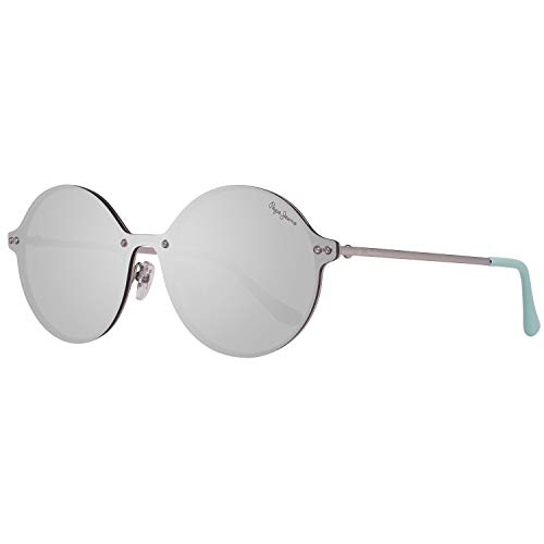 Pepe Jeans PJ5135C3140 Gafas de sol, Silver, 140 Unisex