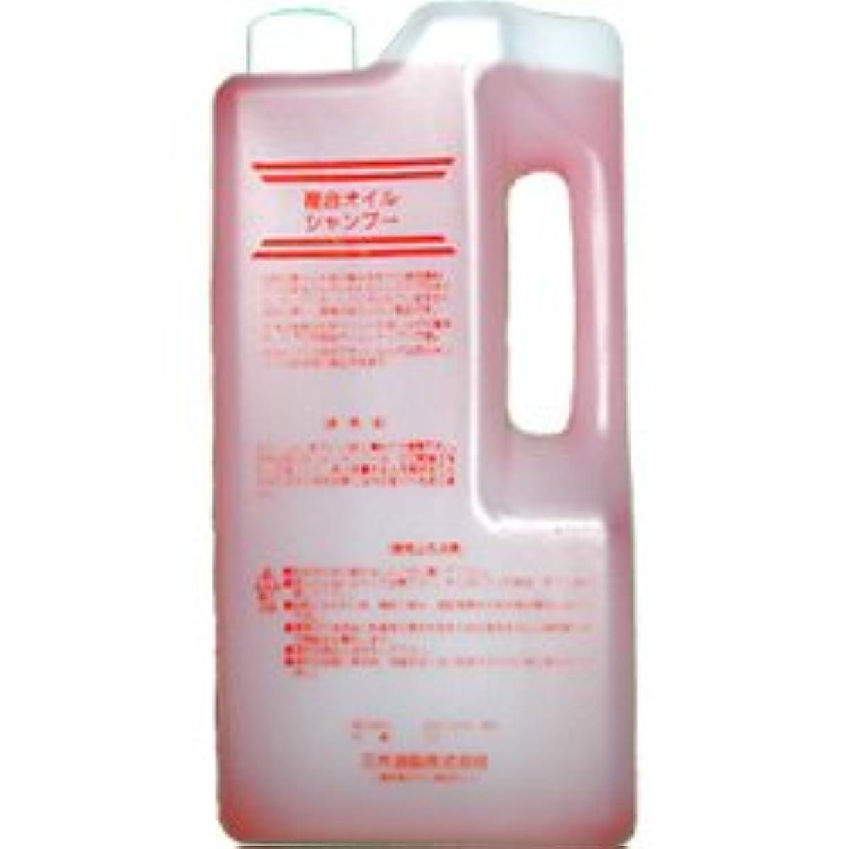 レギュラーエンゲージメント疑い者三共油脂 複合オイルシャンプー フローラルブーケの香り 2リットル 薄めて使える濃縮タイプ