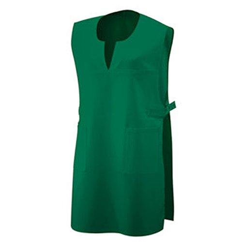 Exner Überwurfschürze Schürze Kasack, grün, Gr. II (entspricht 44-52)