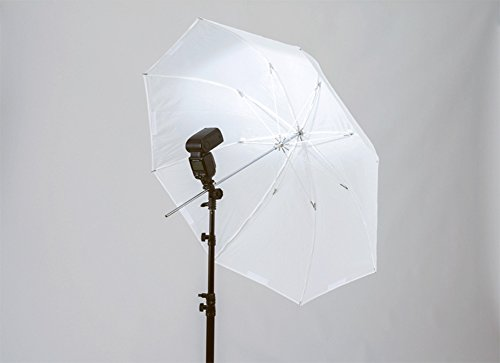 Lightdow Photographic Photo Umbrella Lighting Kit: Translucent Umbrella + Light Stand + Light Bulb + Lamp Socket (Model Number: LD-TZ006)