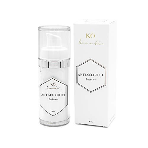 Anti-Cellulite hautstraffende Emulsion 30 ml, Slim-Wirkstoffkomplex mit Koffein reduziert Cellulite, regt Fettverbrennung an, von KÖ beauté