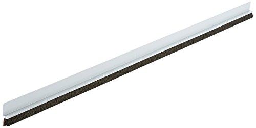 BRINOX tochtstrip onder de deur. 82 cm grijs