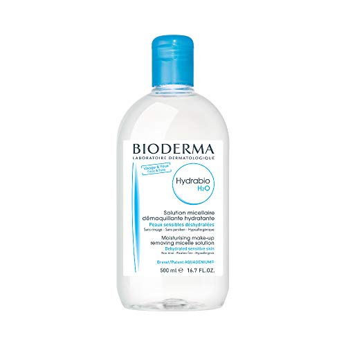 Bioderma - Hydrabio H2O - Micellar Water - Cleansing and Make-Up Removing - for Dehydrated Sensitive Skin