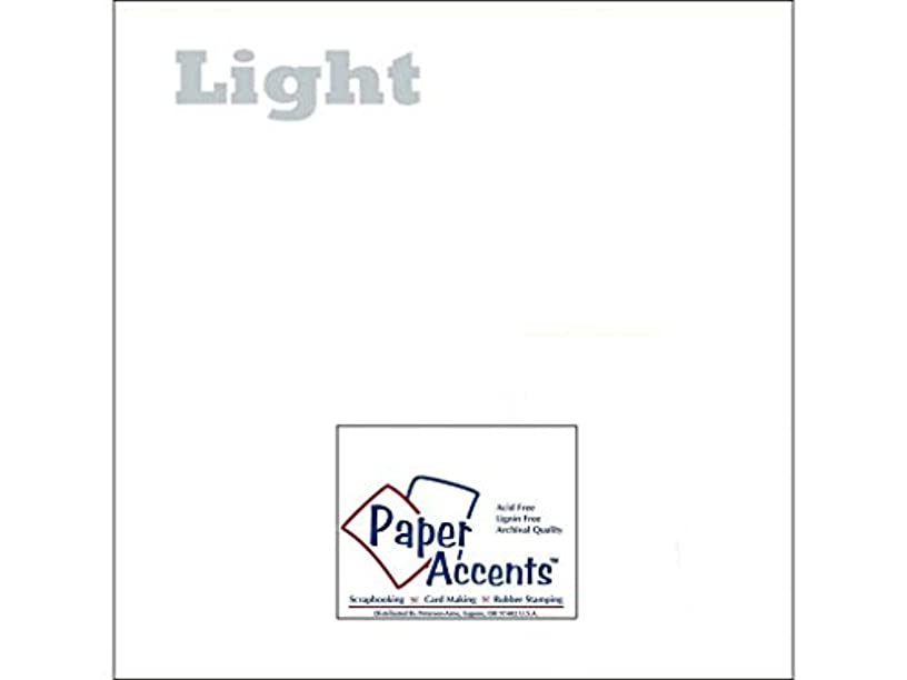 Accent Design Paper Accents Vellum1212White-Light VellumWhite-Light