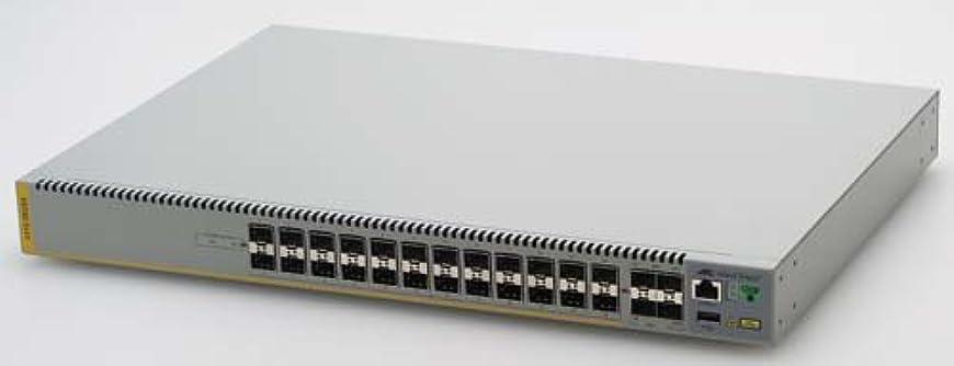 一節採用する拡声器アライドテレシス AT-x510-28GSX-Z5 レイヤー3スイッチ 1023RZ5