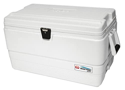 Igloo Marine Ultra 72 Nevera, 68 litros, Blanco