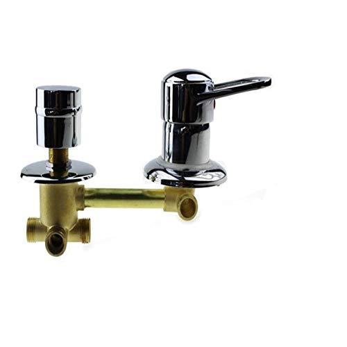 Casetas Sauna de vapor Ducha de acero inoxidable pantalla de ducha Placa de desgaste de instalación oculta Quioscos de la válvula de mezcla La instalación es fácil de usar