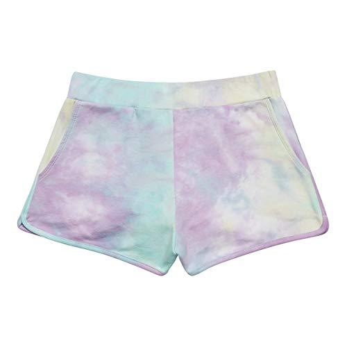 KIDPIK Tie Dye Jog Short Multi XS (5/6)