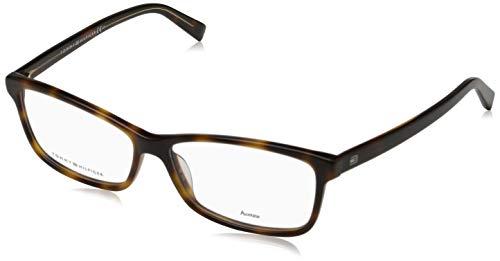 Tommy Hilfiger TH 1450 Tommy Hilfiger Brillengestelle TH 1450 Rechteckig Brillengestelle 56, Braun