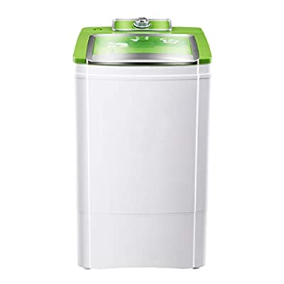 YXCKG Large Capacity Spin Dryer, Portable Water Extractor, Drying Machine for Clothes, Single-cylinder Dehydrator, Gentle Pre-Drying, Fast Spin Speed (Size : Style A)