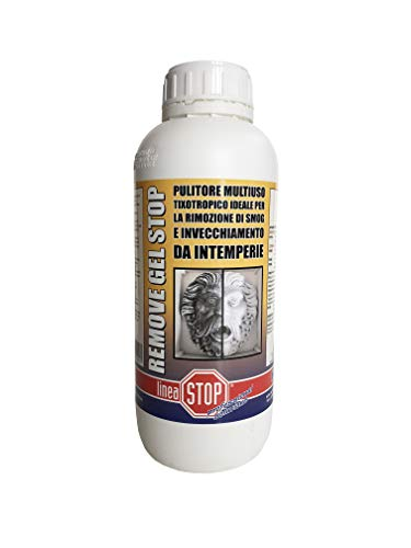 Linea Stop Professional Solutions Remove Gel Stop Pulitore Tixotropico, nd, Taglia Unica