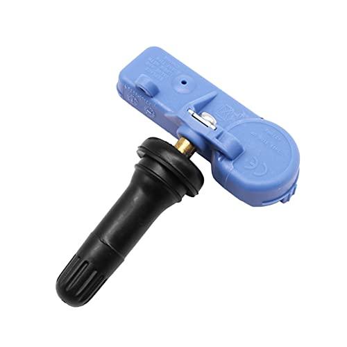 SSXPNJALQ Sensor de presión de neumáticos Ajuste para 2014-2019 Opel Corsa E Adam Vauxhall Chevrolet 433MHz TPMS Sensor de neumáticos Sensor Opel 13581561 (Color : 1PCS)