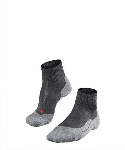 FALKE Herren Wandersocken TK5 Short, Merinowollmischung mit Baumwolle, 1 Paar, kurze Trekking Strümpfe, geruchlos, Größe: 39-48