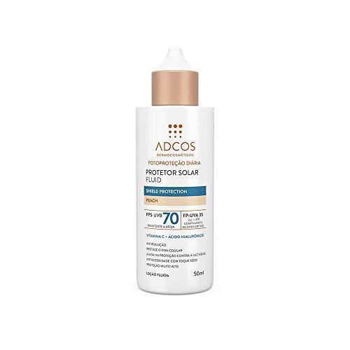 Protetor Solar Fluid Shield Protection FPS 70 Colors Peach 50ml