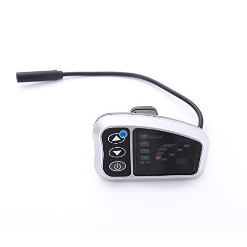 HANERIDE Tianneng LED4 Display für E-Bike Pedelec 36V 250W Motor Mifa Vaun Zündapp Bildschirm