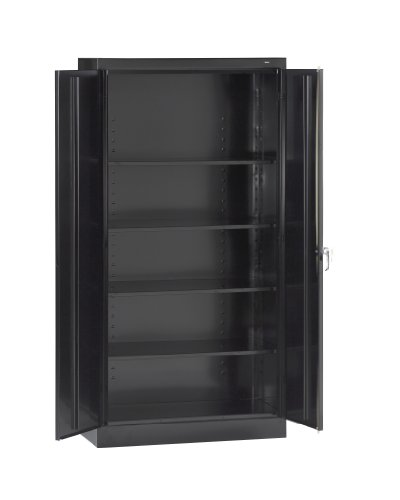 Tennsco 7224 24 Gauge Steel Standard Welded Storage Cabinet