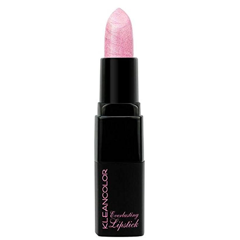 病気正当なシェル(3 Pack) KLEANCOLOR Everlasting Lipstick - Perfect Pink (並行輸入品)