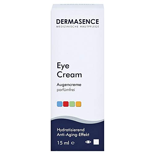 DERMASENCE Eye Cream Augencreme, 15 ml Creme