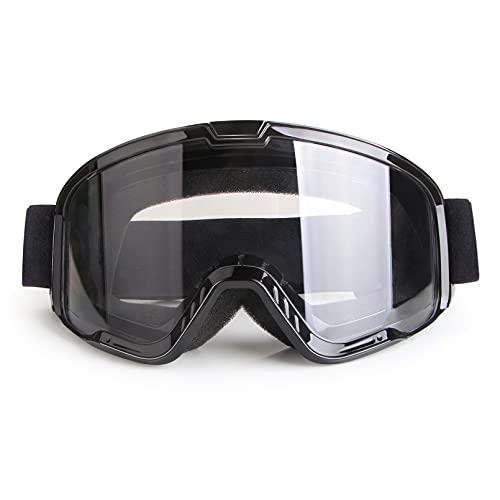 Motorcycle Goggles for Men Women Motocross Goggles Dirt Bike Goggles ATV Goggles Riding Goggles...