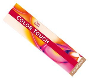 Wella Color Touch Pure Naturals 4/0 - Medium Brown Semi-Permanent Hair Colour / Tint 60ml Tubes by Color Touch