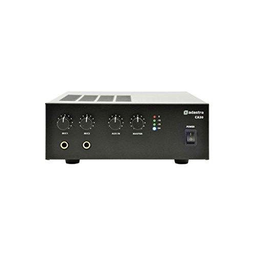 Adastra 60 W compacte mixer versterker met geïntegreerde P3 60 W.