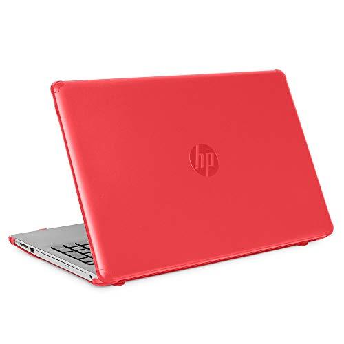 "Cubierta Dura mCover Solamente para Notebook HP 15.6"" Serie 15-DAxxxx / 15-DBxxxx (15-da0056na, etc.) (Tamaño: 37.6 x 24.6 x 2.25 cm) (15.6"", Rojo)"