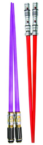 Star Wars Mace Windu & Darth Maul Lightsaber Chopsticks