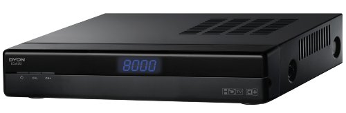 Dyon Icarus - Reproductor/sintonizador (Satélite, NTSC, PAL, DVB-S, DVB-S2, 1080i, 576p, 720p, 16, color: Black (importado)