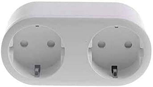 KONYKS 1 Enchufe Doble WiFi (16 A, Contador de Consumo Compatible...