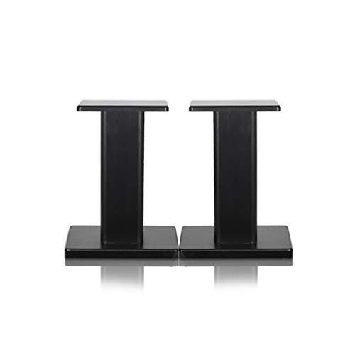 Soporte para Altavoz - Edifier SS02 Soportes de altavoz de grano de madera de alta calidad, para S1000DB / S2000PRO, 2 soportes de altavoz de escritorio, Mount-It! (Size : 60cm)