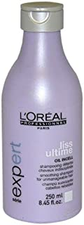Loreal Series Expert Liss Ultime Smoothing Shampoo, 8.45-Ounce Bottle