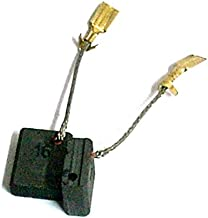 koolborstels GOMES, compatibele Metabo WE 15-125 Quick Limited Edition (Marathon-Motor)