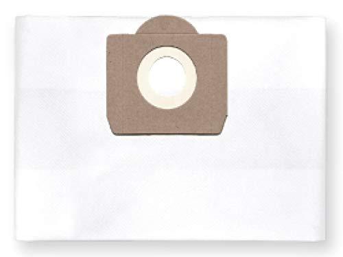 1x Bolsa reutilizable con cremallera para aspirador tejido Titan TTB 430; VAC 350; VAC 351
