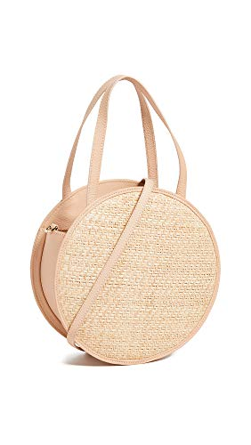 Kayu Women's Carrie Round Crossbody Bag, Blush, Pink, Tan, One Size