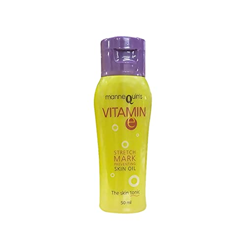 Mannequin Vitamin E Stretch Mark Preventing Skin Oil (50 ml)