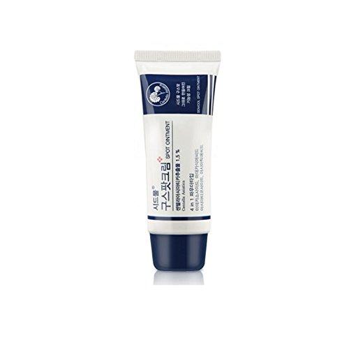 Sidmool Spot Cream for Skin Barrier Care, Rapid Cooling, Darkish Blemish