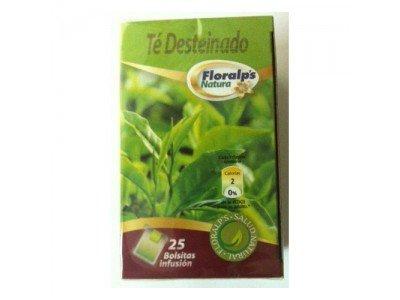 Ens Floraps Te Verde Desteinado Infusion 200 ml
