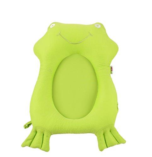 Minene 30022 Bath Buddy, 60 x 35 x 11 cm, groen kikker