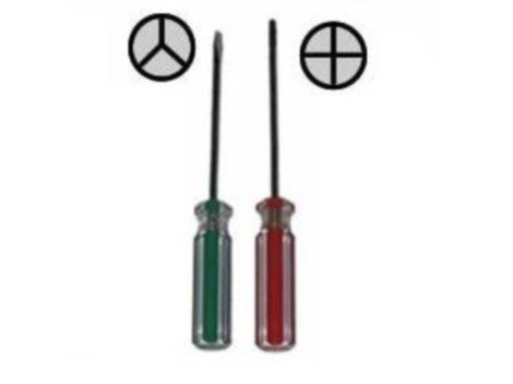 Triwing / Philips Screwdriver Set For Nintendo Wii / DS Lite [import anglais]