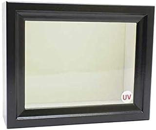 【UVカット】【極小型】ドイツ型標本箱(黒)