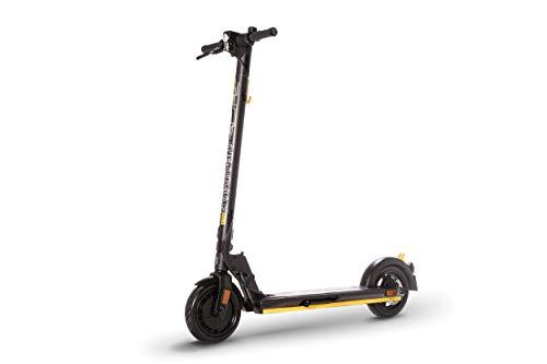 Urban-Electronics XC1 e Scooter | StVZO | schwarz, schwarz/gelb, Einheitsgröße