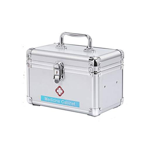 LF-medicijnkastje huishouden bijzonder groot kinder-opslag-draagbare anti-val-EHBO-uitrusting opbergen.