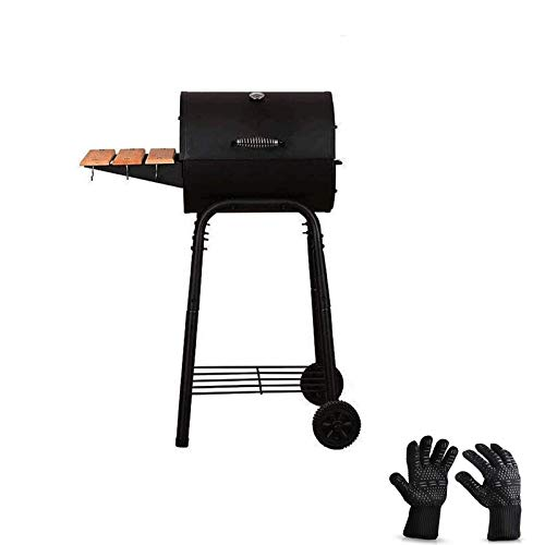 DXYSS BBQ for Picnic Garden Terrace Camping Travel Simple Charcoal Grill Perfect Foldable Premium BBQ Grill Stainless Steel Thickening Portable Foldable Grill