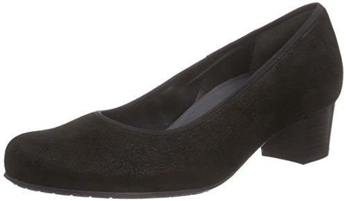 Semler Damen Cleo Pumps, Schwarz (Black/001), 38 EU (5 UK)